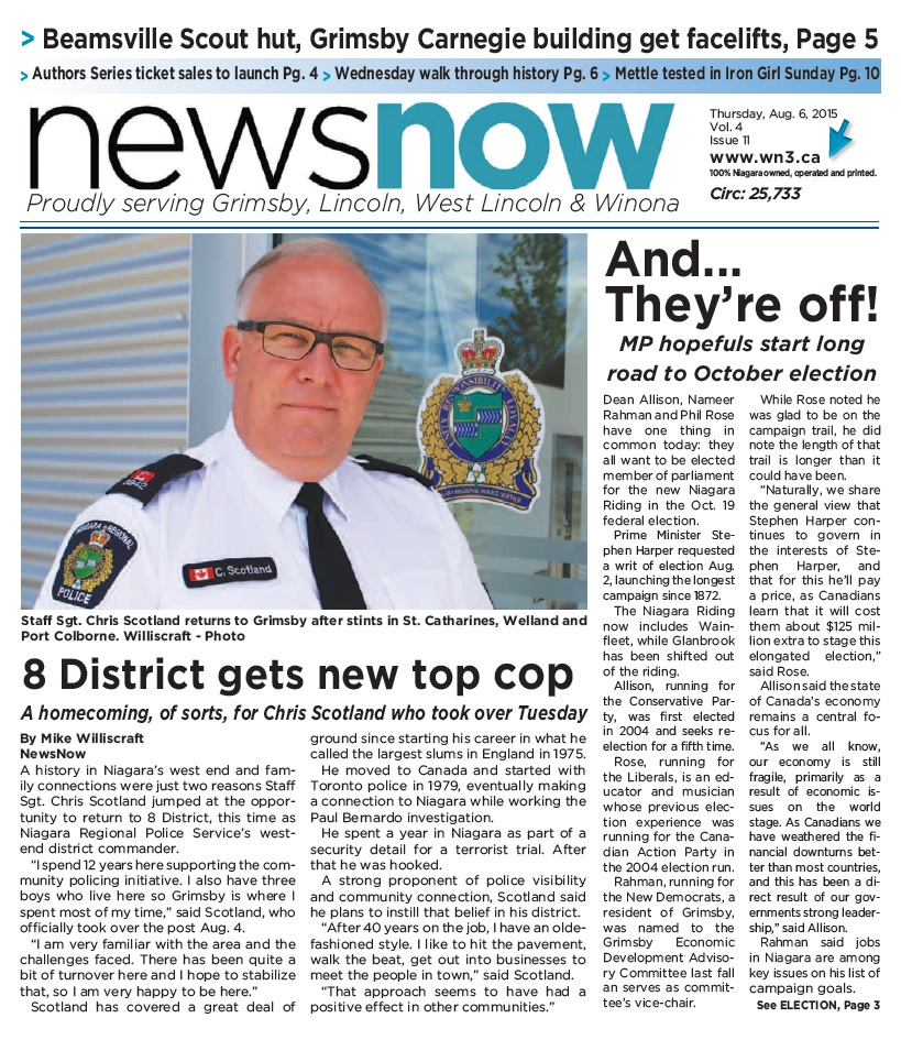 Front page August 6
