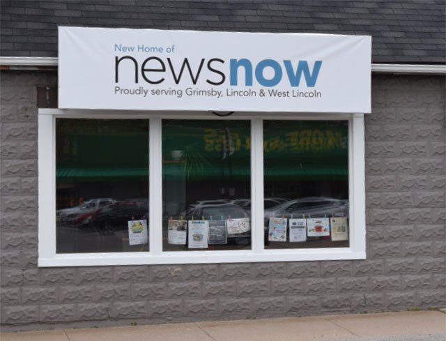 News Now Grimsby Ontario Office