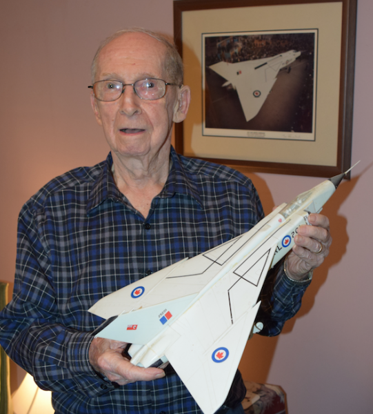 Bill Logan, Avro Arrow