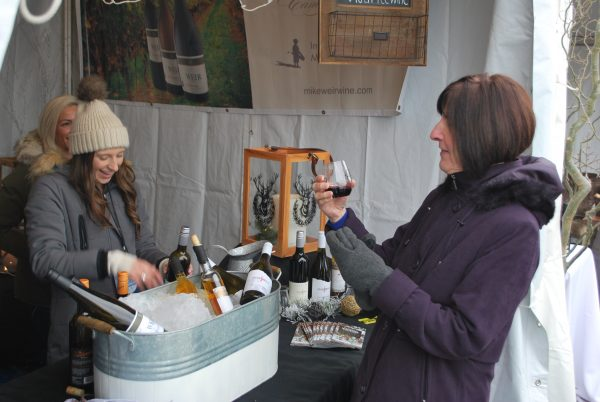 Winter Winefest, Jordan, Twenty Valley