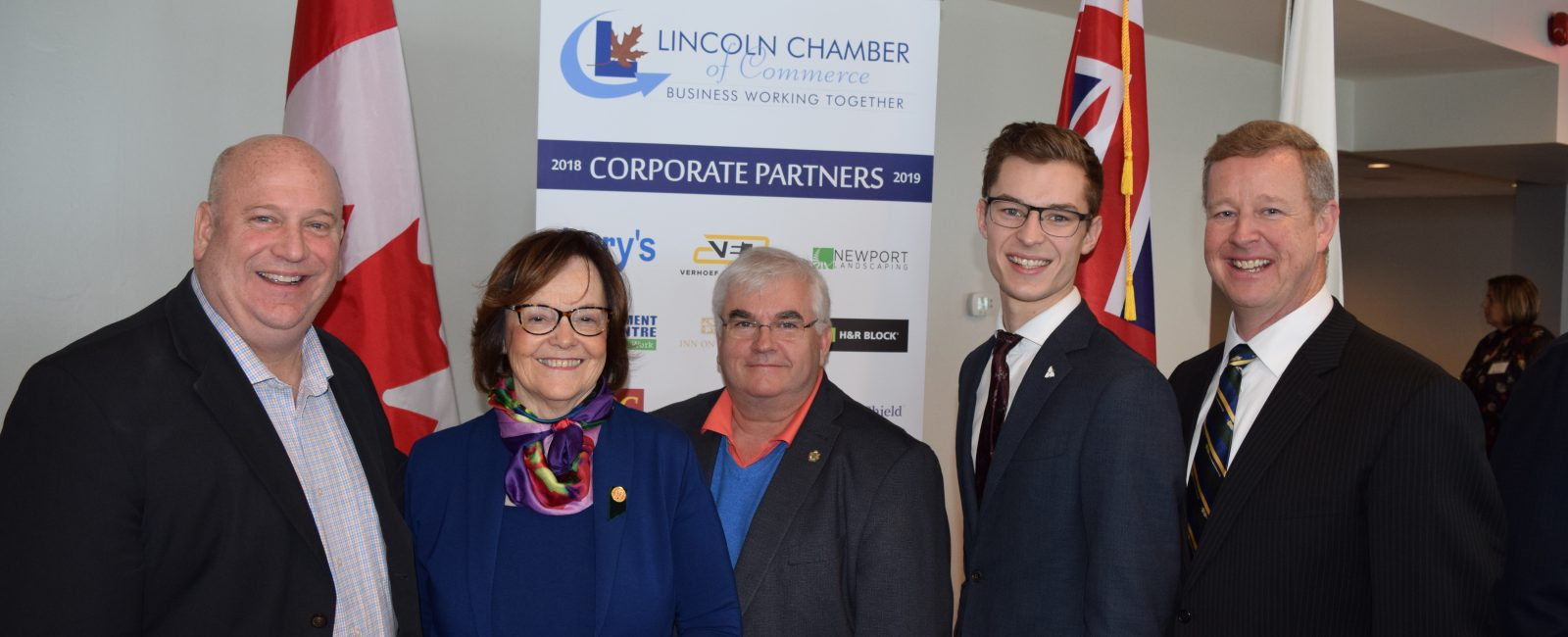 Lincoln Chamber of Commerce, Allison, Oosterhoff, Easton, Foster