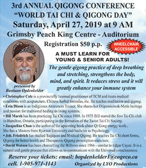 Qi Gong Conference