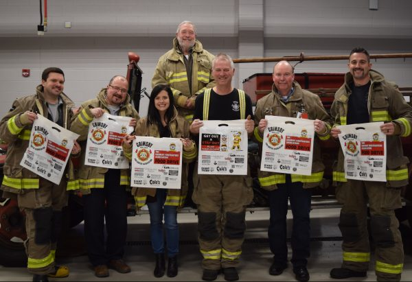 GBF and Grimsby Firefighters
